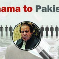 Panama to Pakistan