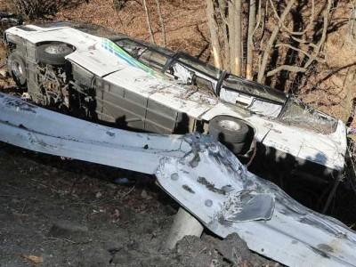 Passenger Van Accident