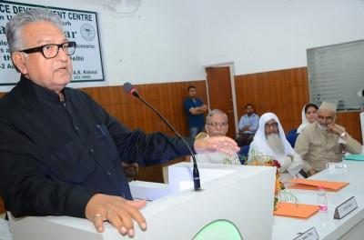 Sachar Committee Seminar