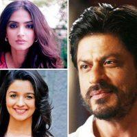 Shah Rukh,Sonam Kapoor,Alia Bhatt