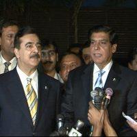 Yousuf Raza Gilani, Raja Pervez Ashraf
