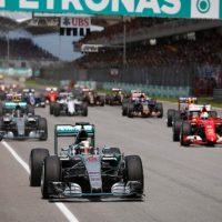 Canadian Formula One Race