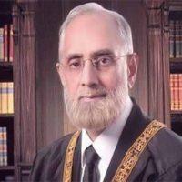 Chief Justice Anwar Zaheer Jamali