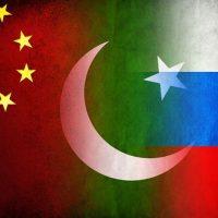 China Pakistan and Russia