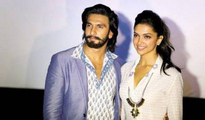 Deepika Padukone and Ranbir Singh