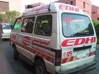 Edhi Embulance