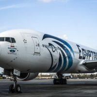 Egypt Passenger Plane