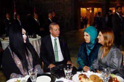 Erdogan Iftari