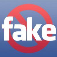 Fake Facebook Page