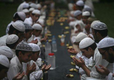 Fasting and Praying