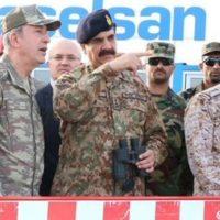 General Raheel Sharif Military Exercises Inspections