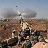 Iraqi Forces Fallujah Operations