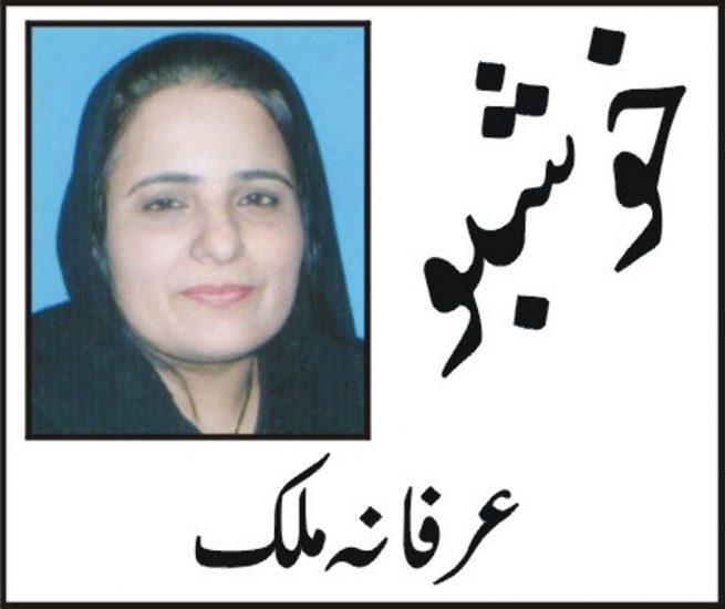 Irfana Malik Logo