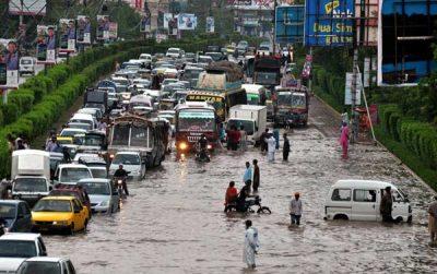 Karachi Heavy Rain