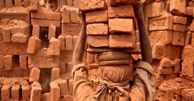Kiln Worker