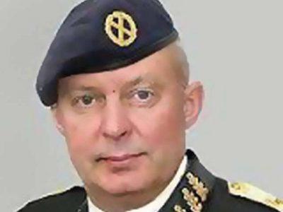 Major General pyrludn,