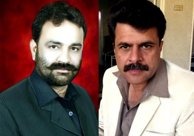 Malik Abid and Malik Zafar Mehmood