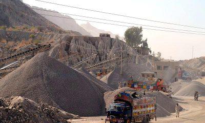 Margalla Hills Crushing