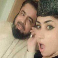 Maulana and Qandeel Baloch
