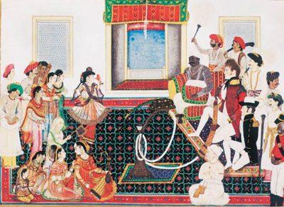 Mughal prince