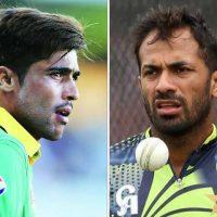 Muhammad Aamir and Wahab