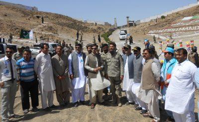 Official on Pak-Afghan Border
