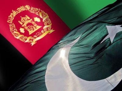 Pakistan and Afghanistan