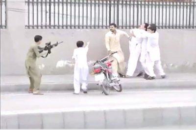 Peshawar Fight