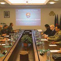 Raheel Sharif Meeting