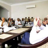 Sardar Khan Niazi Prayer