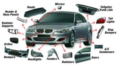 Vehicles Parts