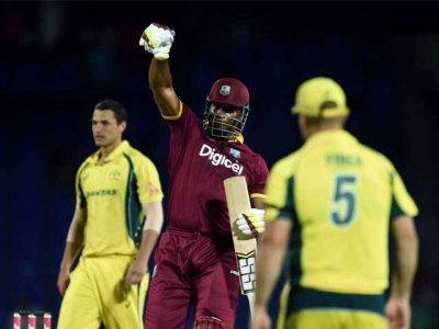 West Indies won Match