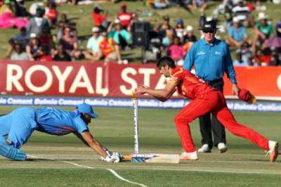 Zimbabwe vs India