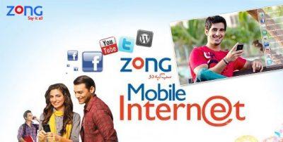 Zong Internet
