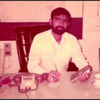 Seyyed Sakhawat Hussain Zaidi, Chief Engineer Juma al Majid Dubai
