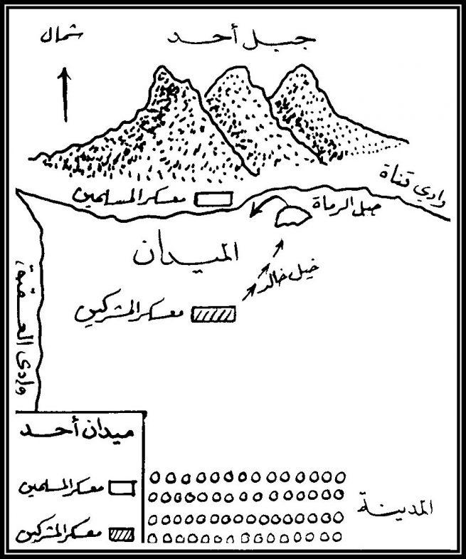Uhud Battlefield