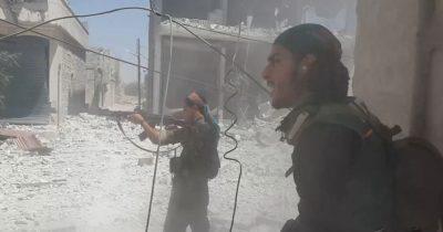Aleppo Fighting