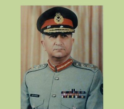 Asif Nawaz Janjua