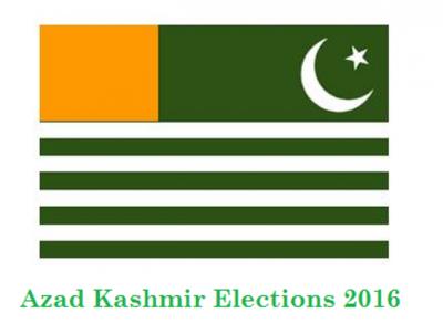 Azad Kashmir Elections