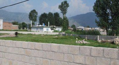 Cemetery Boundary Walls