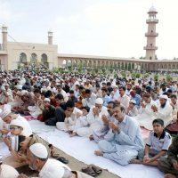 Eid-ul-Fitar Prayer