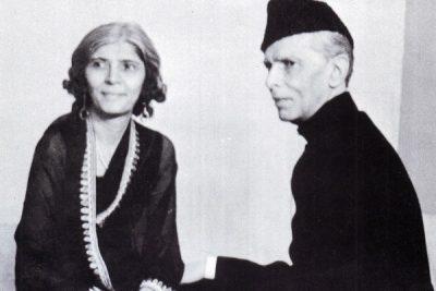 Fatima Jinnah and Quaid e Azam