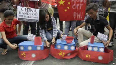 Filipino Student  Protest