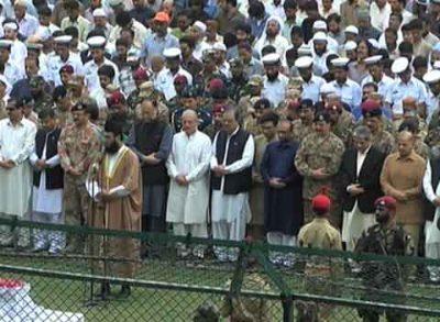 Abdul Sattar Edhi Funerals
