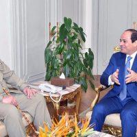 General Raheel Sharif-Abdel Fattah el-Sisi