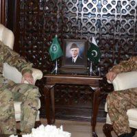 General Naklusn and Raheel Sharif