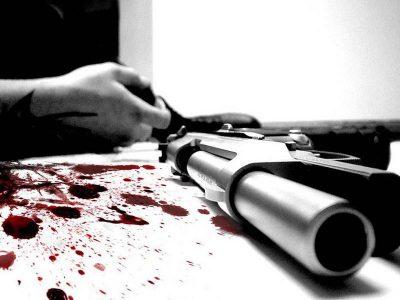 Gun Blood Murder