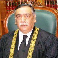 Justice Asif Saeed