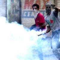 Kashmiri Protester