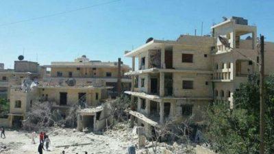 Maternity Hospital Bombing